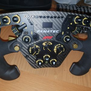 BLACK FANATEC 10mm